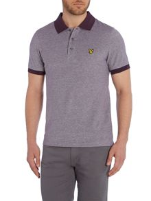 Lyle and Scott Oxford Pique Polo Shirt
