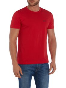 Hugo Boss Tee regular fit crew neck logo t shirt