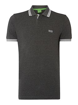 Paddy Regular Fit Tipped Polo Shirt