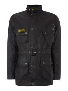 Slim International Wax Jacket