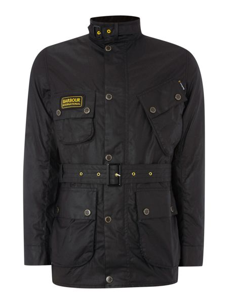 Barbour Slim International Wax Jacket