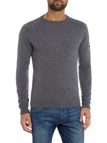 Barbour Conquest Crew Neck Jumper
