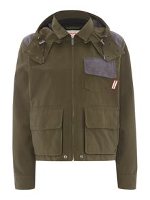Hunter Wax hunting style jacket