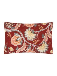 Paisley cushion