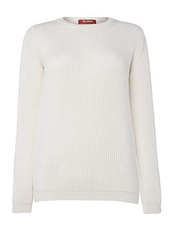 Gettone ribbed jumper