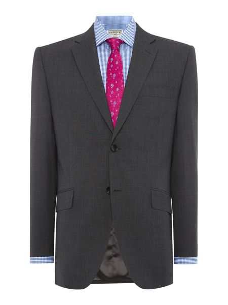 Howick Tailored Alton Puppytooth Suit Jacket