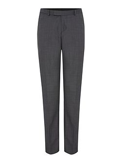Men's Howick Tailored Darby Birdseye Slim Fit Trouser