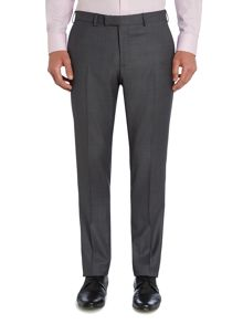 Howick Tailored Darby Birdseye Slim Fit Trouser