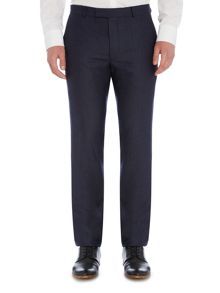 Kenneth Cole Porter Denim Texture Suit Trouser