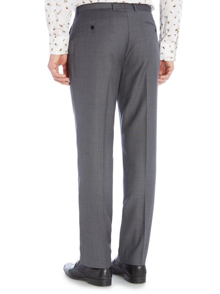 New & Lingwood Paltree Textured Suit Trouser