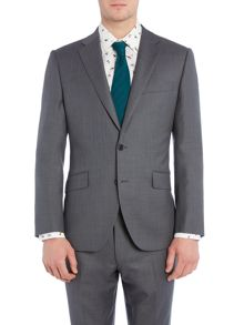New & Lingwood Paltree Textured Suit Jacket