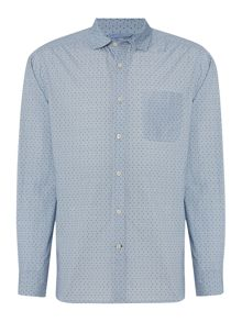 Ulmer Printed Long Sleeve Shirt