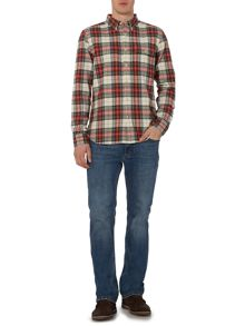 Miltown Check Long Sleeve Shirt