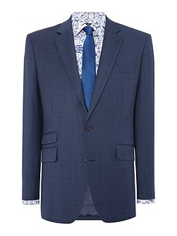 Eastleigh Check Suit Jacket