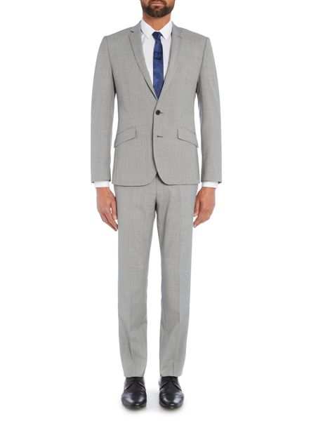 Kenneth Cole Avery Dogtooth Suit Trouser