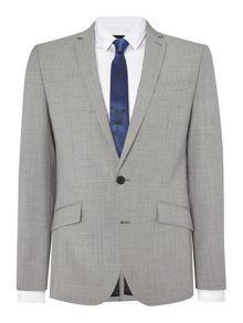 Avery Dogtooth Suit Jacket