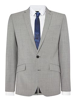 Men's Kenneth Cole Avery Dogtooth Suit Jacket