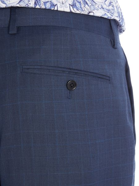 New & Lingwood Eastleigh Check Suit Trouser