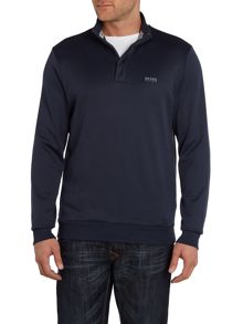Plain Funnel Neck Pull Over Jumpers