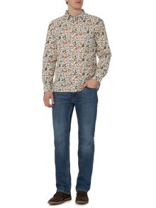 Heath Printed Long Sleeve Shirt