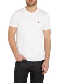 Paul Smith Jeans Zebra Logo Regular Fit T Shirt