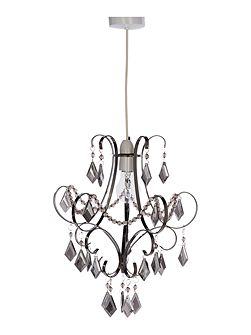 Eliza easy-fit chandelier