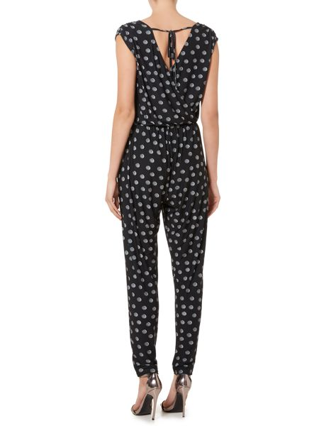 Therapy Spot print jumpsuit