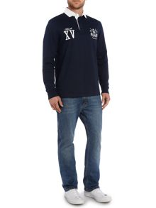 Long Sleeve Team Kit Rugby Shirt