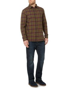 Wentworth Checked Long Sleeve Shirt