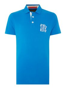 Front Up Rugby Hamersley Logo Polo Shirt