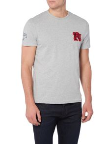 Front Up Rugby Osborne Logo Crew Neck T-Shirts