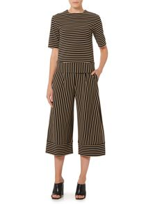 Therapy Stripe culottes