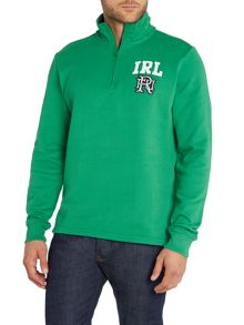 Williams Ireland Half Zip Jumper