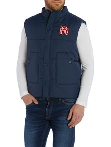 Front Up Rugby Birkett Quilted Gilet