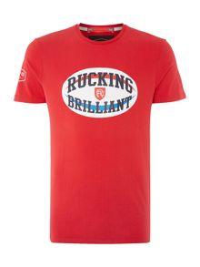 `Rucking Brilliant` Logo T-Shirt