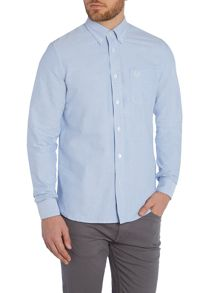Classic Long Sleeve Oxford Button Down Shirt