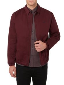Fred Perry Caban Casual Full Zip Harrington Jacket
