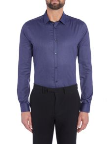 Kenneth Cole Eli Jacquard Spot Shirt