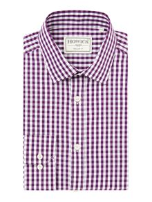 Howick Tailored Foxhorn Large Check Shirt
