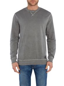 Only & Sons Plain Crew Neck Pull Over Overhead