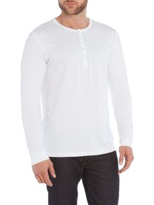 Only & Sons Plain Y Neck Regular Fit T-Shirt