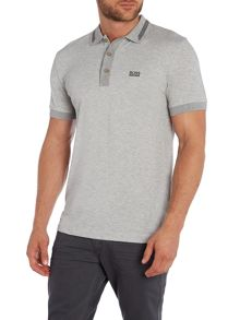 Paule Slim Fit Tipped Collar Polo Shirt