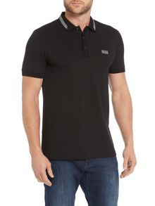 Hugo Boss Paule Slim Fit Tipped Collar Polo Shirt