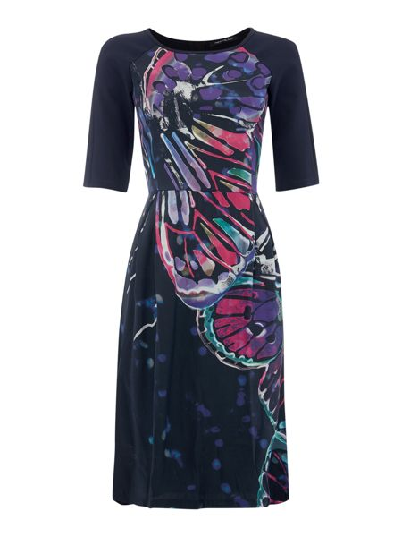 Pennyblack Reano butterfly print dress