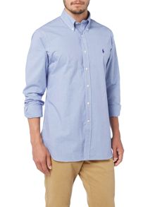 Polo Ralph Lauren Slim Fit Gingham Dress Shirt