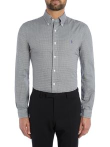 Polo Ralph Lauren Slim Fit Check Poplin Shirt