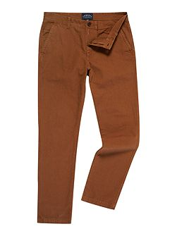 Men's Criminal Denny Straight Leg Casual Trouser