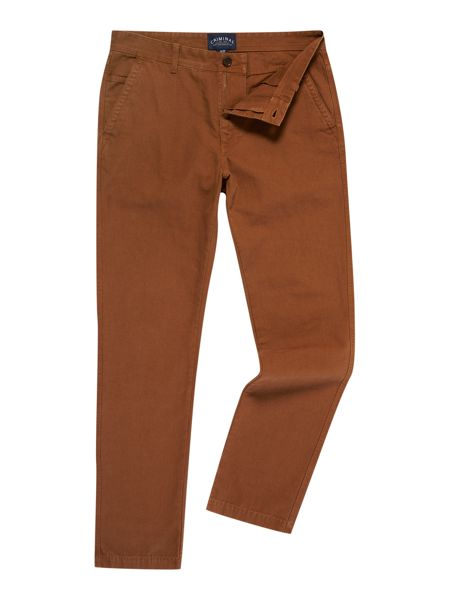 Criminal Denny Straight Leg Casual Trouser