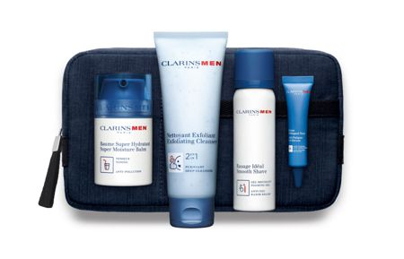 Clarins Face Collection - Grooming Essentials