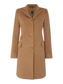 Lauren Ralph Lauren Single breasted classic wool coat